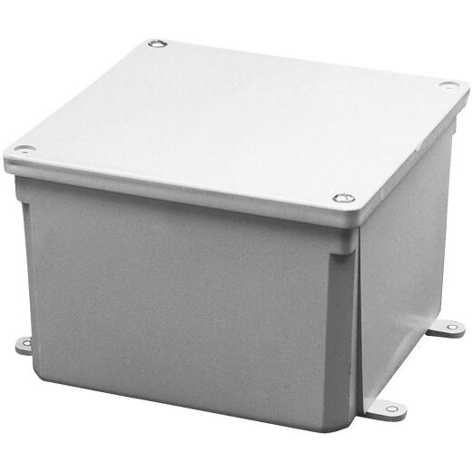 Carlon 12 In. 12 In. 6 In. Junction Box