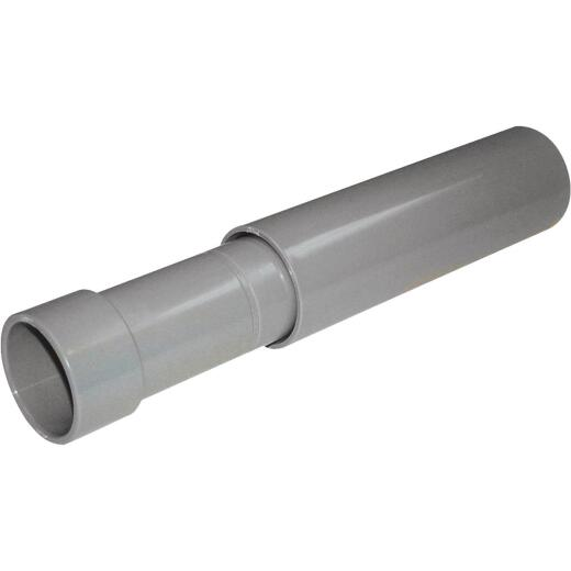 Carlon 2-1/2 In. PVC Expansion Coupling